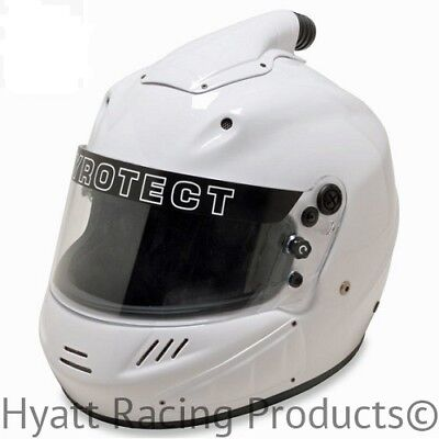 Pyrotect Pro-Ultra TriFlow Auto Racing Helmet SA2015 - All Sizes & Colors