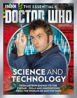 Doctor Who: DWM Special Science and Technology