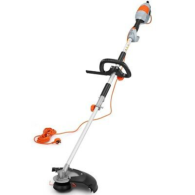 VonHaus 1000W Rear Motor Grass Trimmer + Brush Cutter