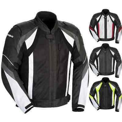 Cortech VRX Air Mens Street Riding Motorcycle Jackets