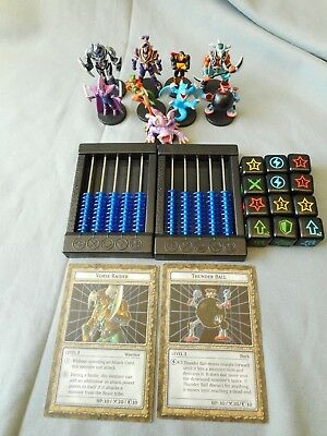 Yu-Gi-Oh! Dungeon Dice Monsters Lot As Is Mattel Yugioh 1996