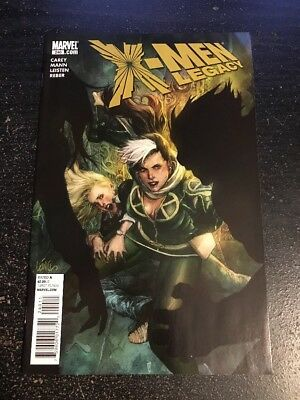 X-men:Legacy#240 Incredible Condition 9.4(2010) Francis Yu Cover!!