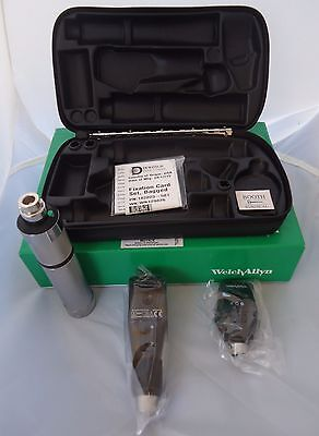 Welch Allyn Retinoscope Diagnostic Set #18320 New-In-Box