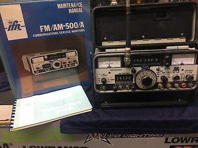 Ifr-500A Service Monitor  Good Condition!!  No Dings/scratches