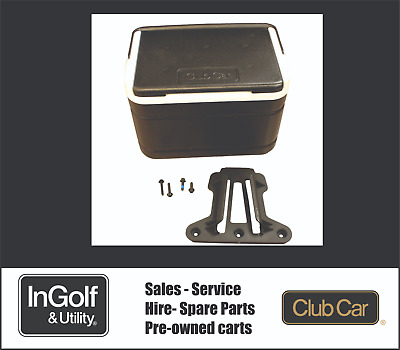 Club Car Golf Cart Buggy Cooler Kit With Bracket 102589703