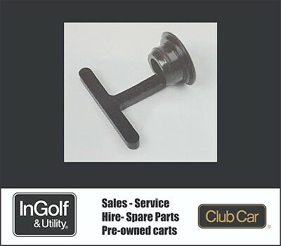 Club Car Golf Cart Buggy Drain Plug Short Tail Part Number Am1231201