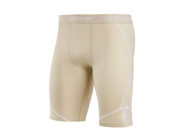 NEW RELEASE || Skins DNAmic Team Mens Compression Half Tights (Neutral)