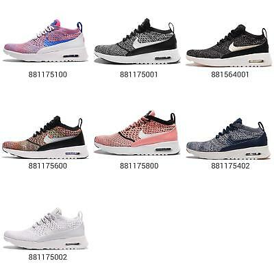 the best attitude 80997 24db1 Wmns Nike Air Max Thea Ultra FK Flyknit Women Running Shoes Sneakers Pick 1