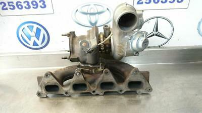 RENAULT MEGANE GT MK3 2015 2.0 Turbocharger Turbo Exhaust Manifold F4R874
