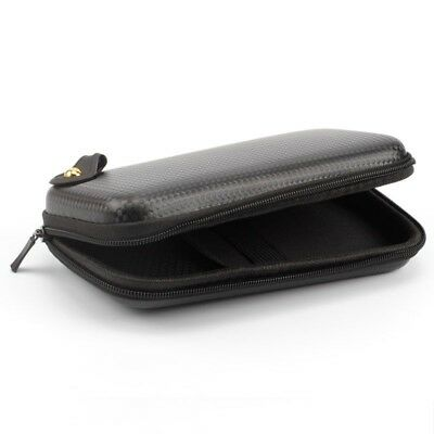 Dampfertasche Carbon Optik universal Dampfer Tasche Zipped Carrying Case