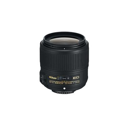 Nikon AF-S NIKKOR 35mm f/1.8G ED Lens stock from EU genuino