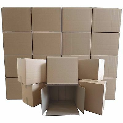 *20 X Large Cardboard House Moving Boxes - Removal Packing Box Special Price -