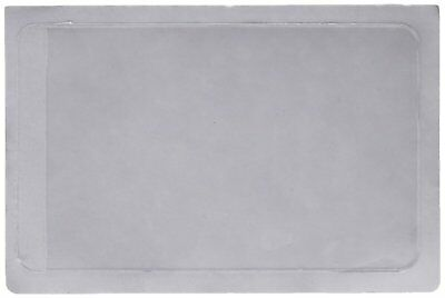 C-Line Products - C-Line - Self-Adhesive Business Card Holders, Side Load, 3-1/2