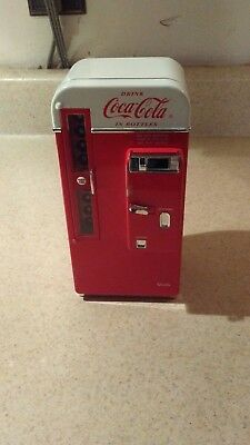 Vendo - Coca-Cola Vending Machine Musical Bank CK44267 - Works