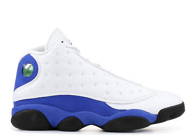 6fb1d1e80a56 NIKE AIR JORDAN Retro XIII 13 2018 Hyper Royal Blue White Black ...