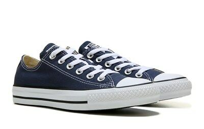 Converse Mens Chuck Taylor All Star Low Top Navy Shoes 2018 **best Seller