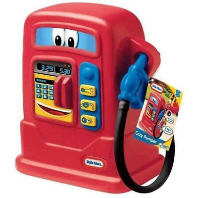 Little Tikes Electronic Sounds Petrol Station Toy