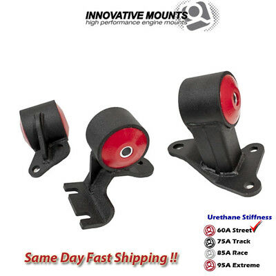 RHD//B-Series CRX Innovative Mount for 1988-1991 Civic Rear Mount 49132-60A