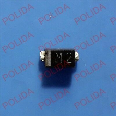 SMD 60Pcs 1N4002 IN4002 M2 DO-214 TOSHIBA Diode NEW