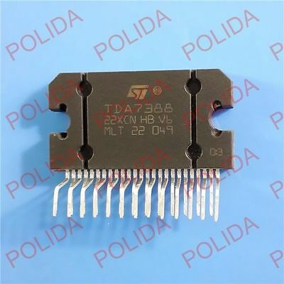 1PCS Audio Power Amplifier IC ST ZIP-25 TDA7388