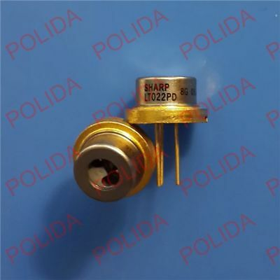 1PCS Laser Diode SHARP CAN-3 LT022PD
