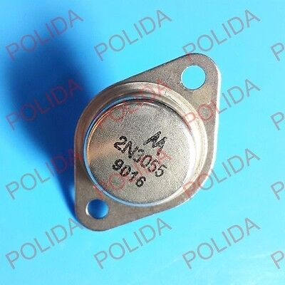 1PCS POWER Transistor RCA TO-3 2N6609 100/% Genuine and New