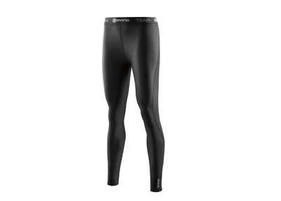 NEW RELEASE || Skins DNAmic Team Womens Compression Long Tights (Black)