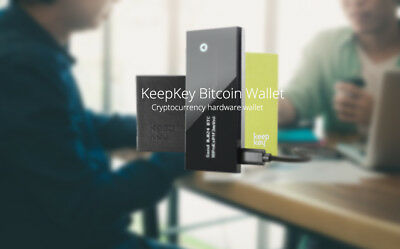 KEEPKEY Bitcoin Wallet - FREE AU EXPRESS POST + Track + SOD