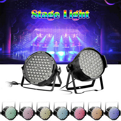 180W 160W 120W 100W 80W RGB LED Stage PAR Light DMX512 Disco Party Club Show