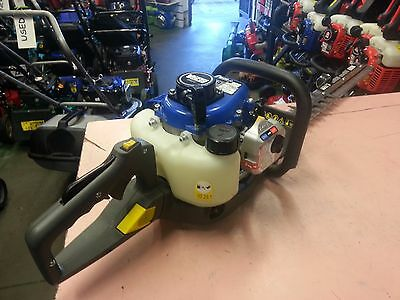 Victa Blue Petrol Hedge Trimmer 26Cc Used Stock 1 Year Warranty