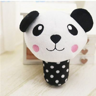 Cartoon Cute Lovely Dog Chew Toy Animal Design Pets Supplies Pet Squeaky Toy