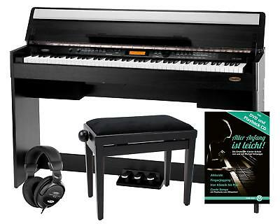 piano electrique clavier numerique synthetiseur 61 touches. Black Bedroom Furniture Sets. Home Design Ideas