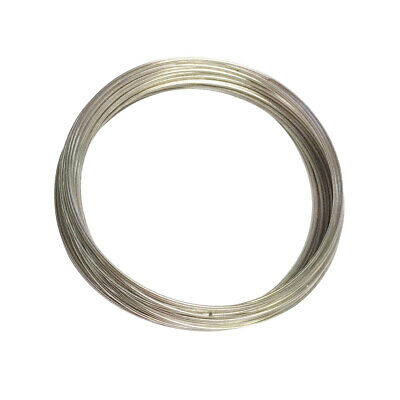 0.7 mm Diameter Stainless Steel Memory Wire Twisted Cuff Bangle Bracelet