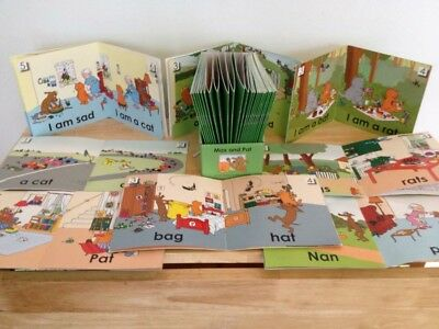 Early Learning, Beginners children's reading books Set, 25 Booklets.