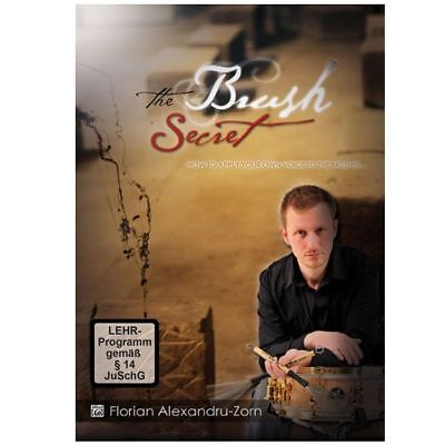 ALFRED The Brush Secret DVD by Florian Alexandru-Zorn