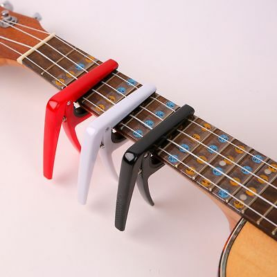 Handed Clamp Durable Ukulele Tuner For Ukulele Trigger Capo Tuning Key