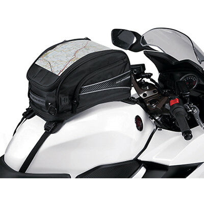 Nelson Rigg CL-2015-ST Journey Sport Strap Mount Motorcycle Tank Bag