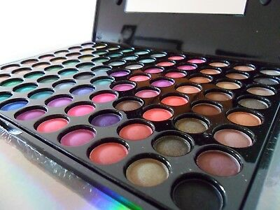 Professional Eyeshadow Palette 88 Colors Shades Beauty Cosmetic Face Makeup MAC