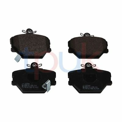 Eurobrake Brake Pads Front Left/Right Fits Set Smart Cabrio New Quality