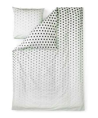 Normann Copenhagen - Cube Bed Linen Mint /bedding | Brand New | Free Delivery