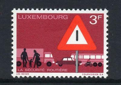 Luxembourg Mnh 1970 Sg857 Road Safety