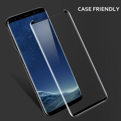 Case Friendly Tempered Glass Screen Protector for Samsung Galaxy Note 8 / S8 +
