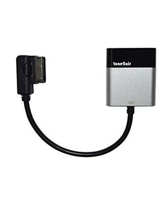 Tune2air WMA3000A Bluetooth Adapter For Streaming Ipod/Iphone/Ipad To Audi