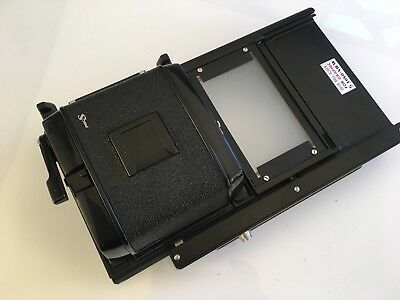 Toyo View 4x5 Quick Roll Slider for Mamiya RB 6x7 Roll Film Excellent New Seals