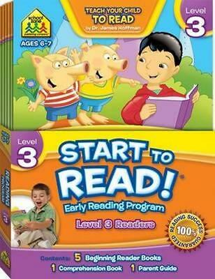 NEW Start to Read! Early Reading Program By Dr James Hoffman  Paperback