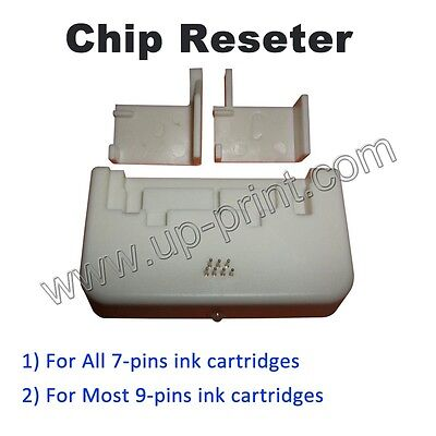 CHIP RESETTER FOR Reset chip Refill EPSON ALL 7-PIN and many