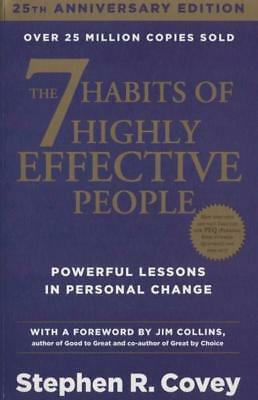 NEW The 7 Habits of Highly Effective People By Stephen R. Covey Paperback