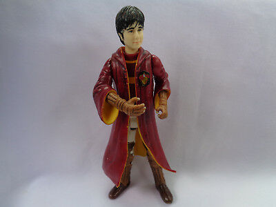 2001 Quidditch Team Harry Potter and the Sorcerer's Stone Action Figure - as is