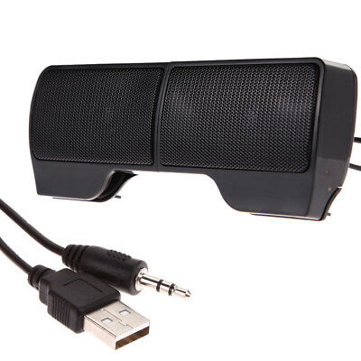 Andoer Mini Clip-on Omni-Directional Stereo USB Mic Microphone for Computer A4X8