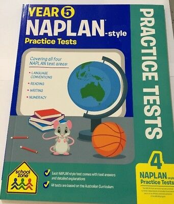 NAPLAN-style Year 5 Practice Tests